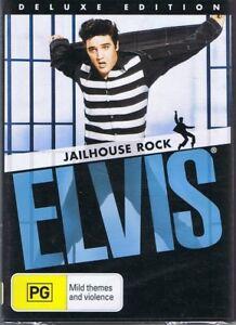 JAILHOUSE-ROCK-Starring-Elvis-Presley-DVD-NEW-amp-SEALED-Free-Post