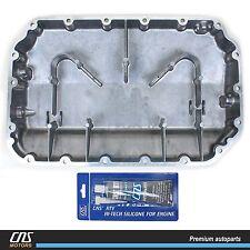 Engine Oil Pan w/o Oil Level Sensor 94-98 Audi 90 A4 A6 Quattro 2.8L 078103604H