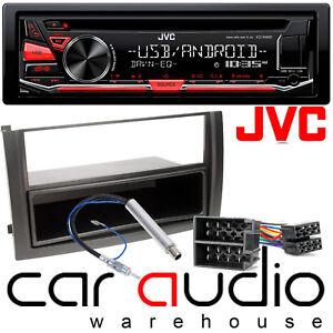 skoda fabia 6y 2003 2007 jvc cd mp3 usb aux car stereo fitting rh ebay co uk