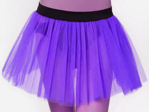 Plus Size Purple Tutu Skirt Dance Queen Dark Vampier fancy costume Birth Party