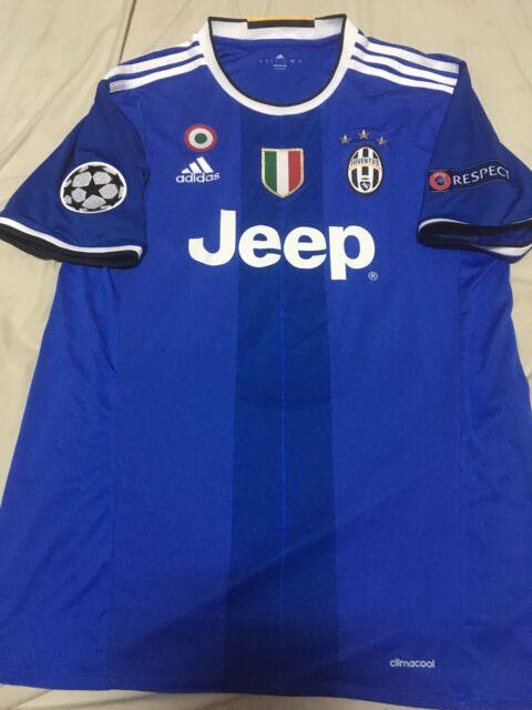 76935b524eb 100% Official Juventus 16 17 Away Higuain Authentic Jersey Shirt Original  Soccer