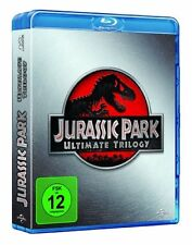 3 Blu-rays * JURASSIC PARK - ULTIMATE TRILOGY  # NEU OVP +