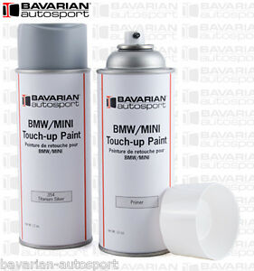 Bmw Touch Up Paint 12 Oz Spray Can Titanium Silver