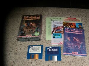 Phantasie-III-The-Wrath-of-Nikademus-Atari-ST-Game-with-box-and-manual