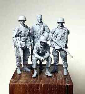 35mm Resin Figure Model Kit Soldier Suicide Squad Unpainted Unassambled