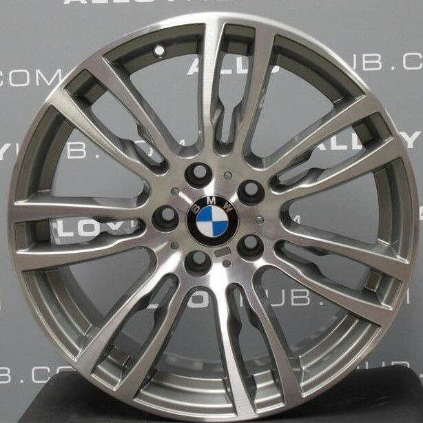 Genuine Bmw 3 Series 403m Sport Alloy Wheel 19 Inch F30 Front For