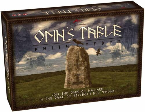Strategy Board Game Odin/'s Table Asgard Viking  New /& Sealed Free UK Postage