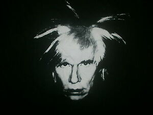 Image Is Loading Andy Warhol T Shirt Other Voices Rooms Exhibit