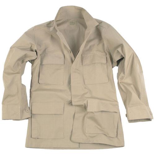 Bdu Ripstop Battle Uniformjas Katoen Tactisch Teesar Khaki Shirt Leger Heren gw5qaX54