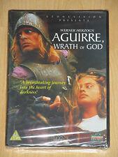 DVD Aguirre - Wrath Of God - Werner Herzog - Klaus Kinski - new & still sealed
