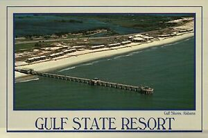 Gulf state resort convention center gulf shores for Pier fishing gulf shores al