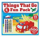 Things That Go by Bonnier Books Ltd (Novelty book, 2014)