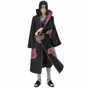 SHF-S-H-Figuarts-Naruto-Uchiha-Itachi-Akatsuki-Sasuke-Movable-Action-Figure