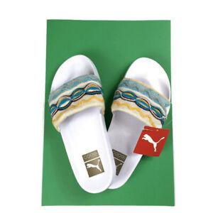 93e639ef6a Details about Puma x COOGI Womens Leadcat Slides Sandals Size 8.5 US NEW