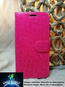 Cover-cover-Book-Case-cover-Samsung-Galaxy-J7-2017-Fuchsia-Fuchsia