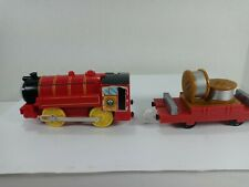 Trackmaster Thomas And Friends Victor Motorised Train avec des camions