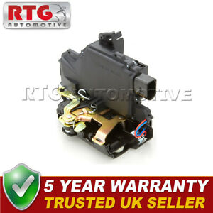 Door Lock Actuator Front Right Fits Seat Leon (Mk1) 1.8
