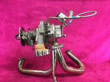 Harley Shovelhead Ray Jay Rayjay Turbo Kit Exhaust Digger Chopper Vintage Carb