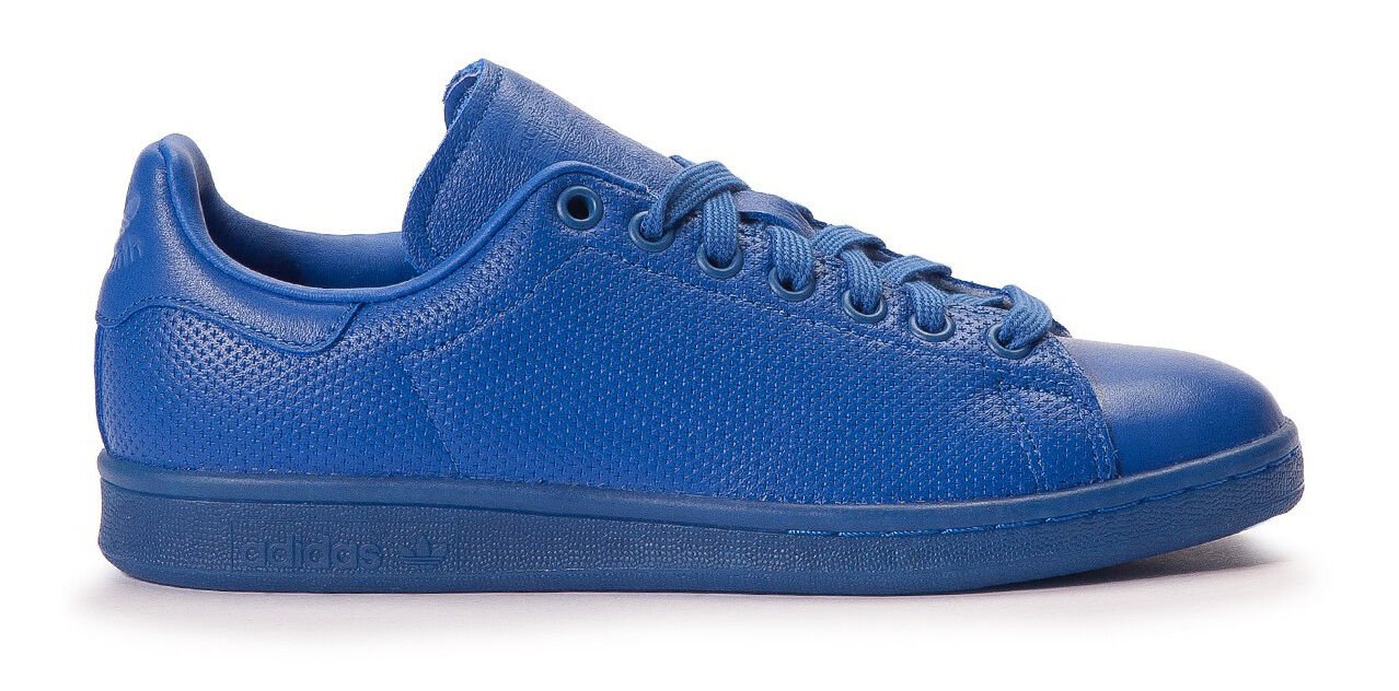 adidas originals blue stan smith update