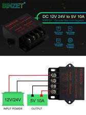 Voltage Converter Dc 1224v To 5v 10a 50w Power Adapter Step Down Regulator