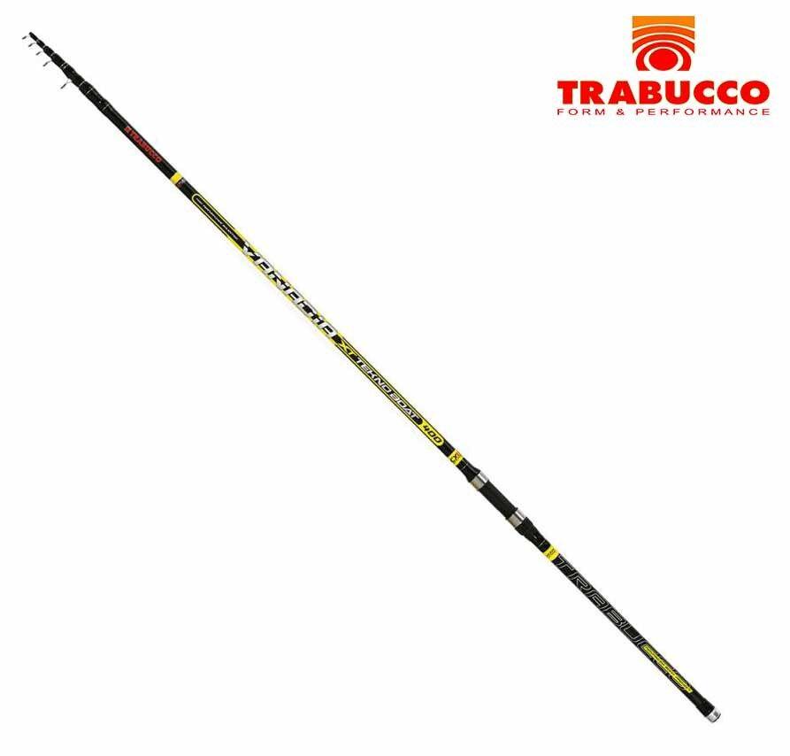 16223400 Canna Trabucco Vanadia XT Tekno Boat 30-200 gr Pesca Bolentino  PP