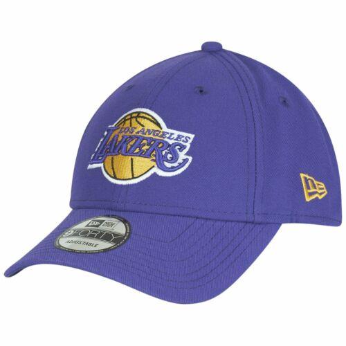 NBA LEAGUE Los Angeles Lakers lila New Era 9Forty Cap