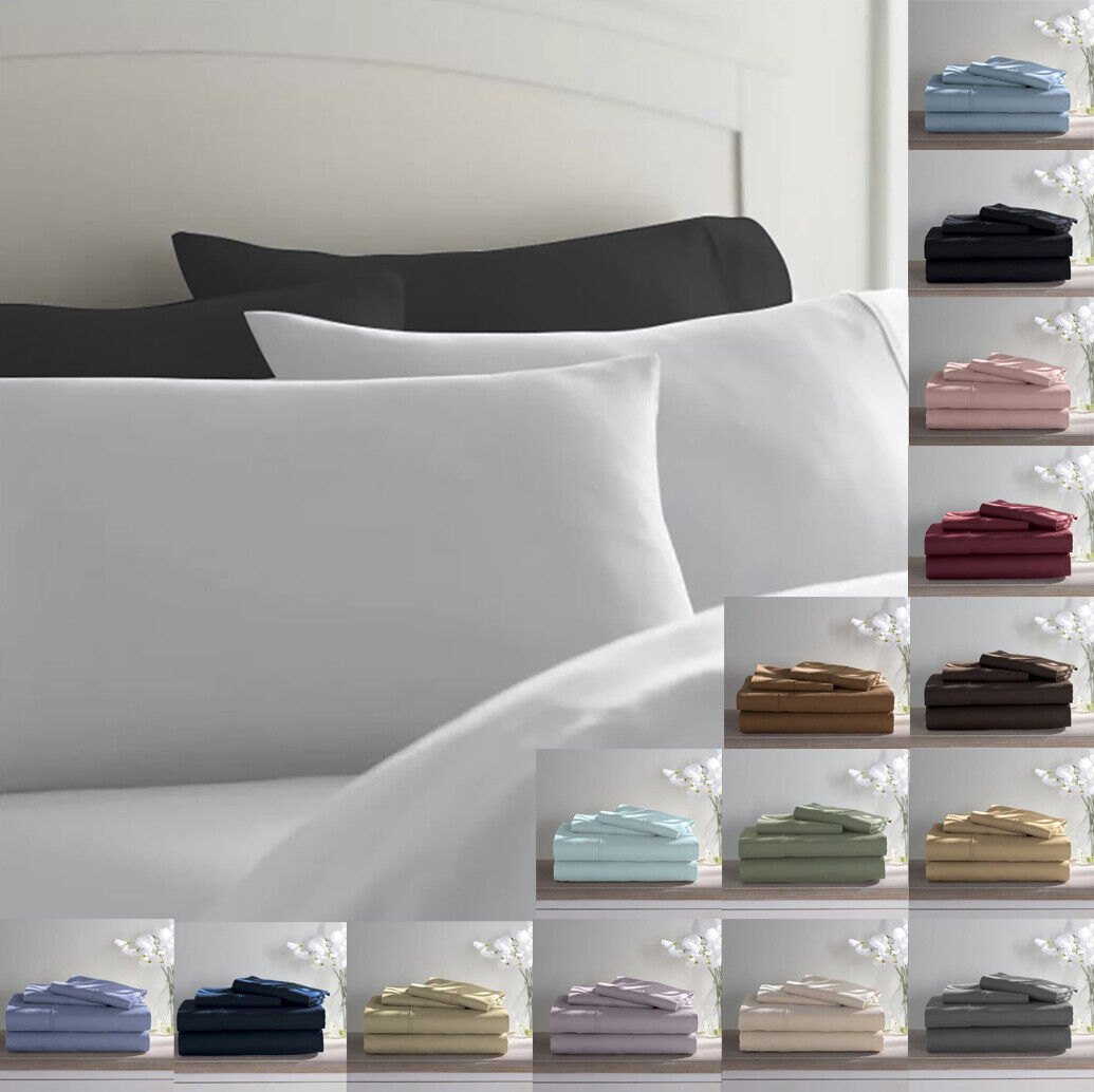 Sheet Set Pure Beech Luxury Flannel California King Modal Sheets Bed Bath Beyond For Sale Online Ebay