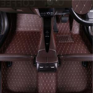 3PCS-PU-Leather-Car-PAD-Floor-Mats-Carpets-amp-Floor-Mats-Foot-Pad-Proctecter-Set