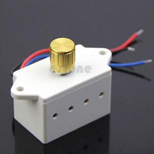 Motor Speed Control 6a Amp 12 24v Volt 13khz Pwm Dc New