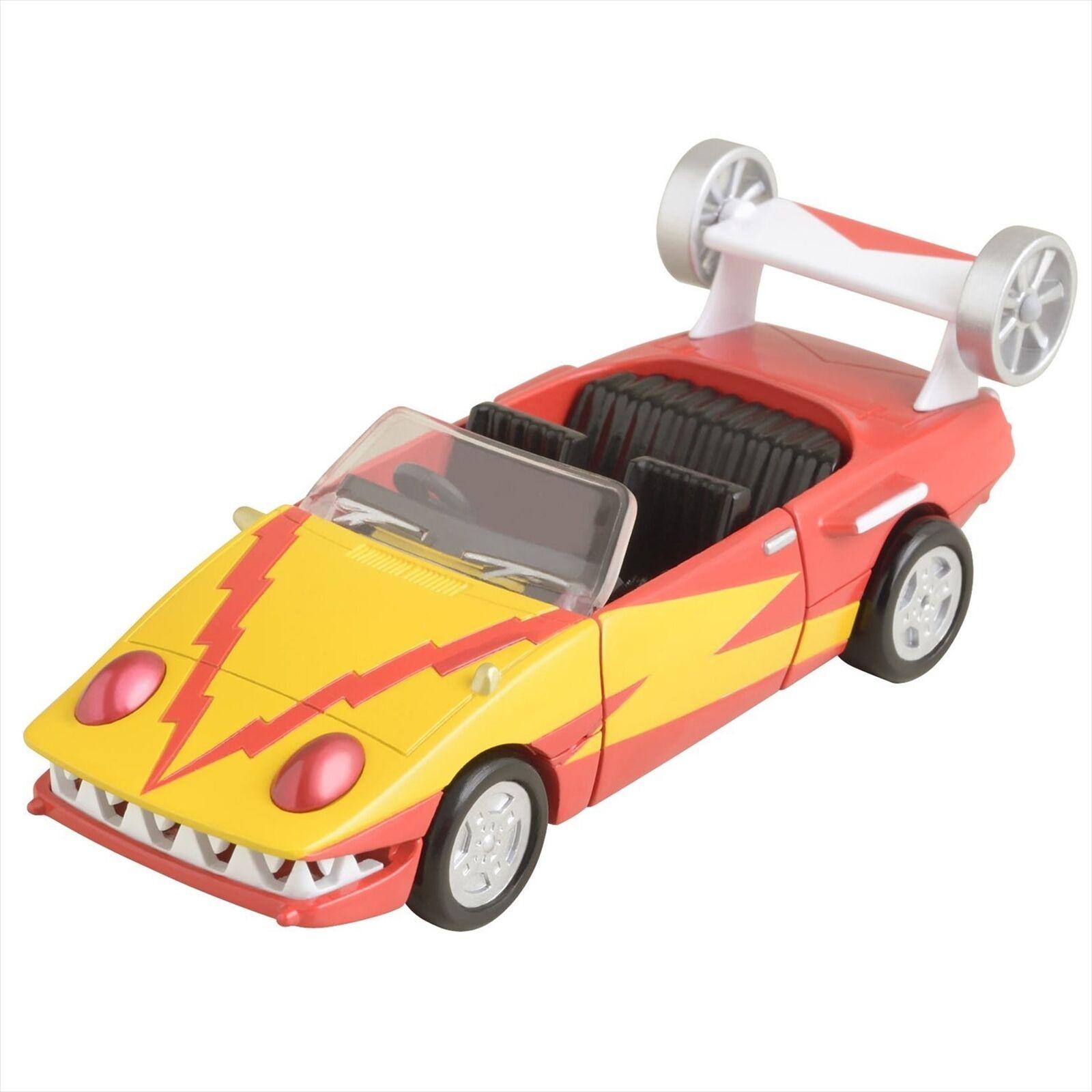 Evolution Toy Metal Action No.7 Inazuman Raijingo Vehicle Action Figure