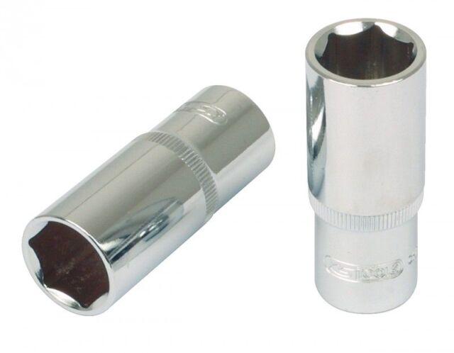 """KS Tools 1/2"""" CHROMEplus® Sechskant-Stecknuss,lang"""