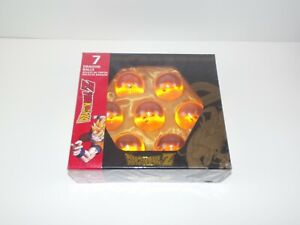 NEW-Dragon-Ball-Z-7-Dragon-Balls-Collector-039-s-Box