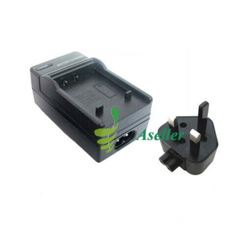 Cargador De Batería Para Fujifilm Fuji NP-40 Finepix V10 F350 F402 F455 F460 F470 Nuevo