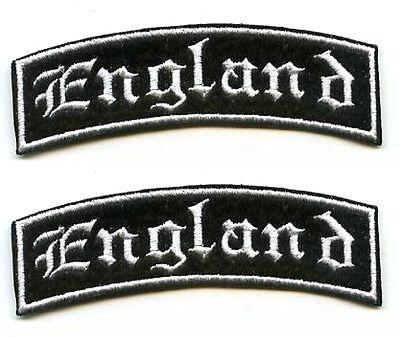 BRITISH PUNK TROJAN O SKA SKINHEAD REGGAE PUNK IRON-ON PATCH