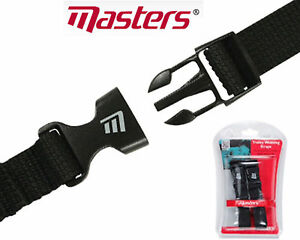 Masters-Golf-Trolley-Webbing-Straps-x-2-Strong-with-Quick-Release-Clips