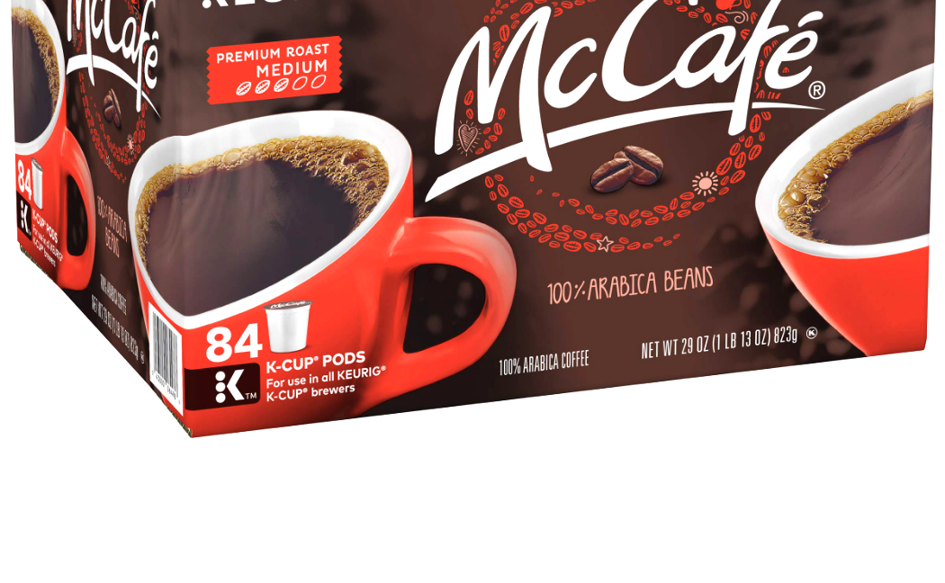 Mccafe Colombian Coffee K Cup Pods Medium Dark Roast 18 Count Pack Of 4 For Sale Online Ebay