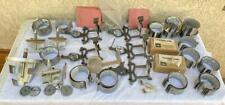 Large Lot Of Dental Denture Making Tools Items Articulators Amp More
