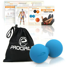 PROCIRCLE Massage Therapy Ball Peaunt Mobility Ball Deep Tissue & Trigger Point