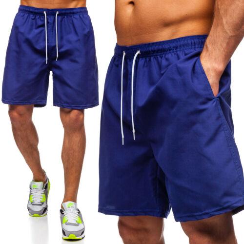 Badeshorts Badehose Shorts Schwimmhose Herren Bermuda Schwimmshort Aqua-Speed