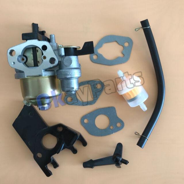 Carburetor For Harbor Freight Predator Engine 212cc, 60363, 69730 Carb  Insulator