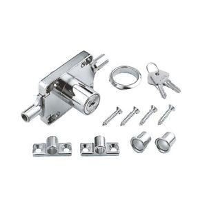 Flat-Key-Wafer-Furniture-Lock-Extending-Bar-Lock-ENCLOSURE-CABINET-Drawer-3755