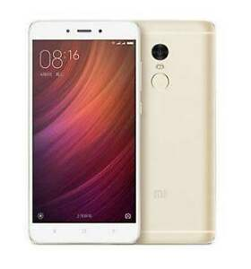 Xioami Redmi Note 4X Duos 64GB 4GB 4G Gold