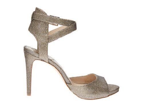 Damens Vince 7.5-10 Camuto Faunora Dress Sandales, Größes 7.5-10 Vince Gold/Silver VC-Faunora Fl a7e412