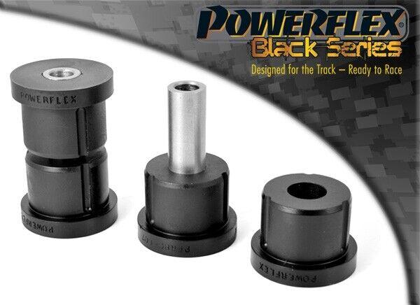 1982 /> 88 Powerflex Black Series Rear Centre Prop Mounting Bushes Opel Manta B