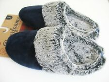 Dearfoams Womens Slip On Slipper Paisley SM40471 Sz L New 9-10