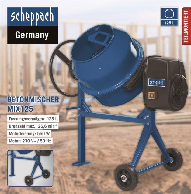 LIMEX ErsatzteilErsatzrad für Betonmischer 125 LP//LS