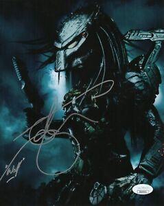 Ian-Whyte-Autograph-Signed-8x10-Photo-Alien-Vs-Predator-JSA-COA