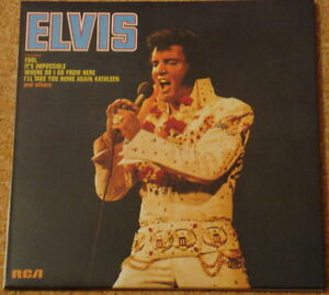 CD-Album-Elvis-Presley-ELVIS-Mini-LP-Style-Card-Case-NEW