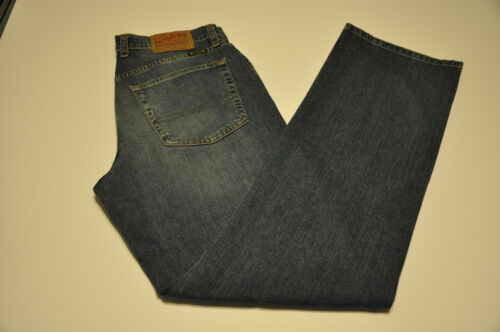 New Lucky Brand Mens Loose Fit Straight Leg Jeans Shirt T-Shirt 30, 32, 34, 36