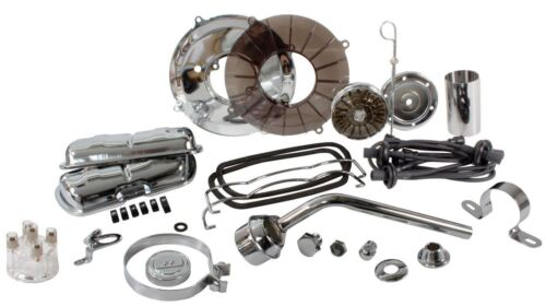 AC1988656 Clear BEETLE Dress up kit EMPI Now with Black leads